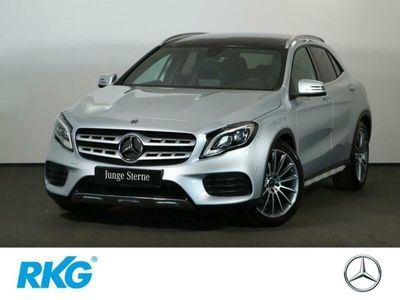 occasion Mercedes GLA250 4M AMG * toit panoramique * LED * caméra * système de navigation * PDC *