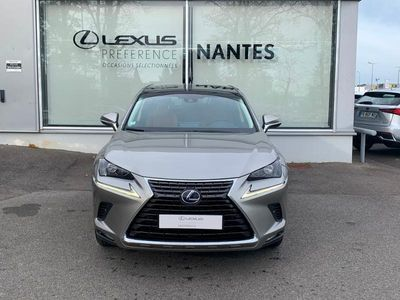 occasion Lexus NX300h 4WD Luxe Euro6d-T