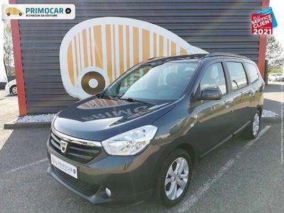 occasion Dacia Lodgy 1.5 dCi 110ch eco² Prestige 5 places