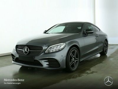 occasion Mercedes 200 Classe C Classe C Coupe (c205)184ch Amg Line 9G Tronic Euro6d T