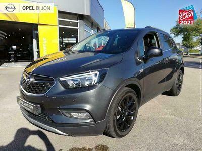 occasion Opel Mokka 1.6 D 136 Black Edition 4x2 Euro6d-T