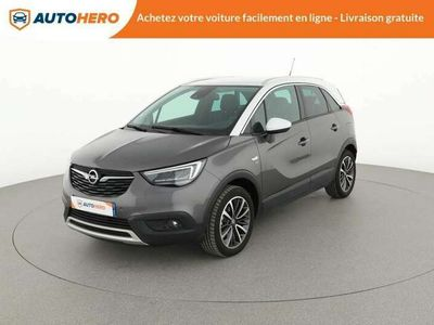 occasion Opel Crossland X 1.2 120 ans 110 ch