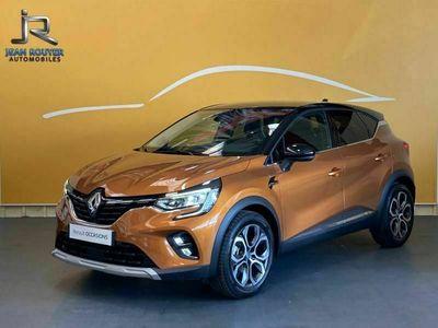 occasion Renault Captur 1.6 E-Tech hybride 145ch Intens -21