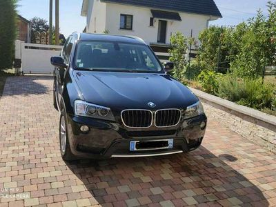 occasion BMW X3 xDrive20d 184ch Exclusive Steptronic A