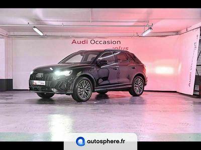 occasion Audi Q3 45 TFSI e 245ch S line S tronic 6
