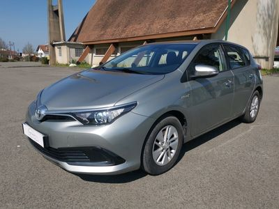 occasion Toyota Auris Hybride 136h Tendance Business