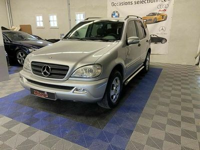 occasion Mercedes ML270 CLASSE M (2)CDI LUXURY BVA