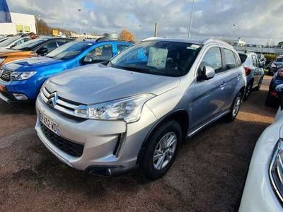 occasion Citroën C4 Aircross HDi 115 S