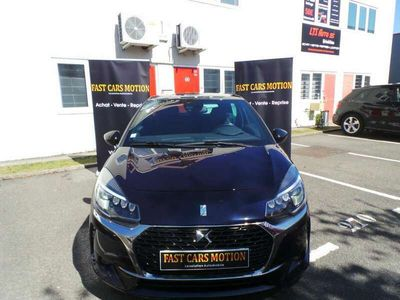 occasion DS Automobiles DS3 sport chic 1.6 120 phase 2 gps xénons caméra
