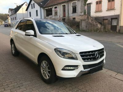 occasion Mercedes ML350 CDI BLUE TEC 258CH2014