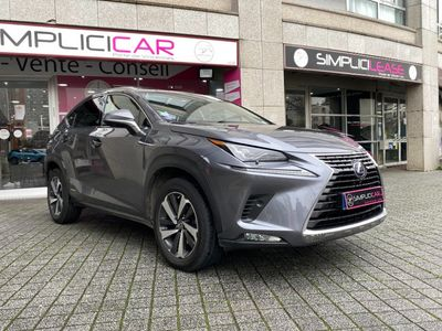 occasion Lexus NX300h NX4WD ECVT Executive