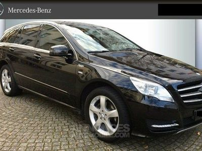 occasion Mercedes R300 ClasseCDI BLUEEFFICIENCY 7G-TRONIC (05/2012) 5 places.