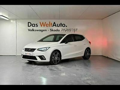 occasion Seat Ibiza 1.0 EcoTSI 115ch Start/Stop FR DSG Euro6d-T