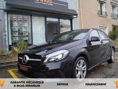 occasion Mercedes A180 classesensation + cuir + garantie 6 mois