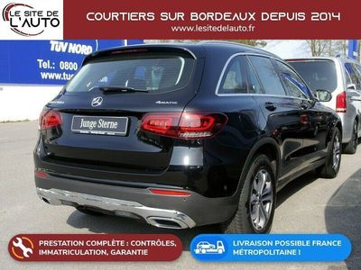occasion Mercedes 200 GLCD 163CH BUSINESS LINE 9G-TRONIC