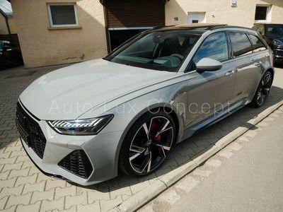 occasion Audi RS6 Avant, Pack Dynamique+, Pack RS Design, Toit pano, ACC, Caméra 360°, HUD, Attelage