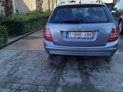occasion Mercedes C200 CDI BE Avantgarde Start/Stop