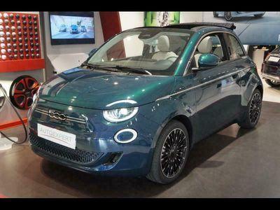occasion Fiat 500C e 118ch La Prima
