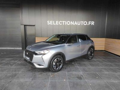 occasion DS Automobiles DS3 Crossback DS 3BLUEHDI 100 S&S BVM6 SO CHIC