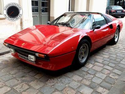 occasion Ferrari 308 GTS CABRIOLET CARBURATEUR