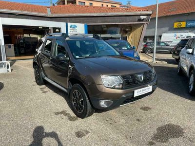 occasion Dacia Duster 1.5 dCi 110ch Black Touch 4X2