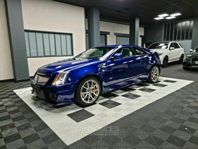 occasion Cadillac CTS Coupé 564ch V8 6.2L Supercharged