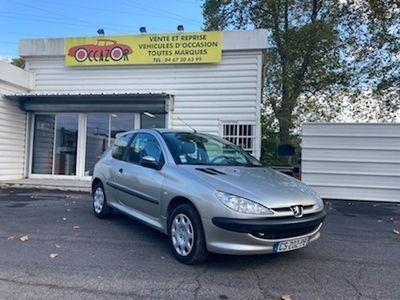 occasion Peugeot 206 1.4 Hdi Trendy 3p