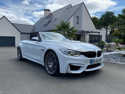 occasion BMW M4 Cabriolet Pack Competition M DKG7 M4 450 ch