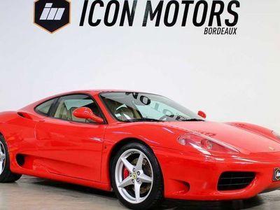 occasion Ferrari 360 Modena 3.6 400 f1