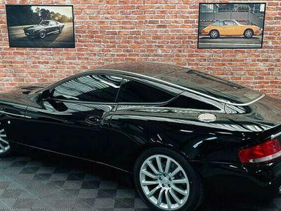 occasion Aston Martin Vanquish 5.9 V12 466 2+2 état neuf française