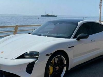 occasion Porsche Taycan Turbo S – 7.800 kms