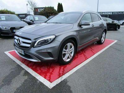 occasion Mercedes GLA180 180 Sensation 7-G DCT A
