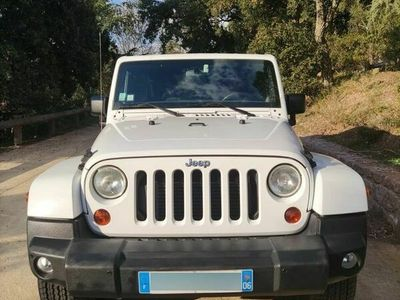 occasion Jeep Wrangler Jk 2,8 crd bm