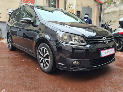 occasion VW Touran BUSINESS DSG7 105 ch 1.6 TDI