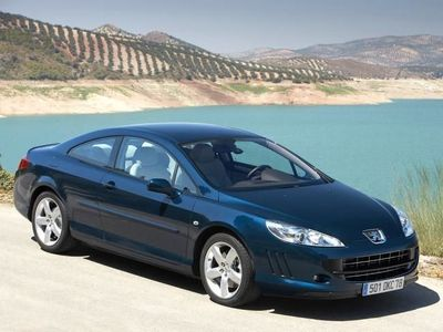 occasion Peugeot 407 Coupe 2.7 HDi 24V 204ch FAP Féline A