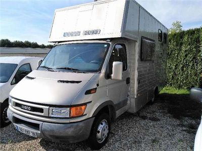 occasion Iveco Daily VAN CAMPING CAR