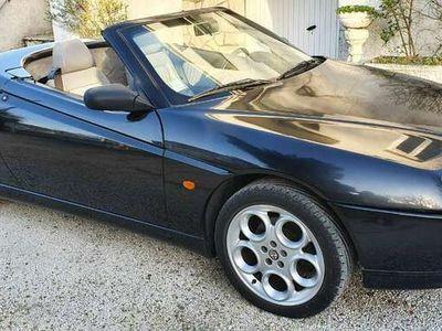 occasion Alfa Romeo Spider 2.0i 16V Twin Spark Luxe 69000km d'origine carnet