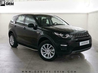 occasion Land Rover Discovery Sport DISCOVERY SPORT2.0 TD4 180ch SE AWD Mark III