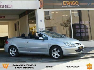 occasion Peugeot 307 CC 2.0 16V - 138