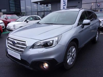 occasion Subaru Outback 2.0d 150ch Luxury Eyesight Lineartronic