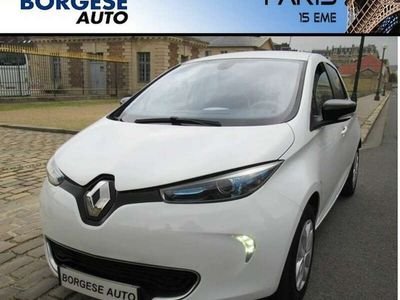 occasion Renault Zoe Life Charge Rapide