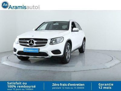 occasion Mercedes 220 GLC Business +Jantes 18 Surequipéd 9G-Tronic 4Matic