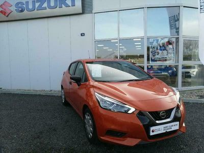 occasion Nissan Micra 1.0 73ch Visia Pack