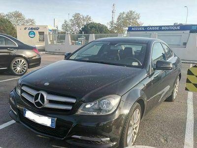 occasion Mercedes 220 Classe C CoupéCDI BlueEfficiency