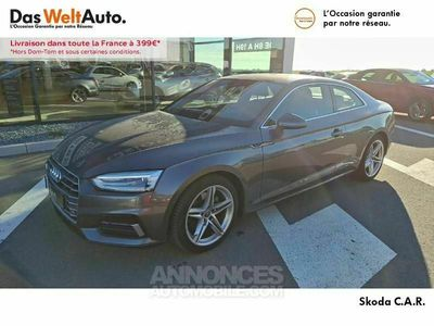 occasion Audi A5 2.0 TFSI 190ch S line S tronic 7