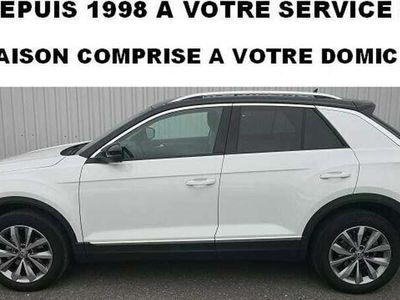 occasion VW T-Roc 1.6 TDI 115 cv STYLE GPS LED livré chez vous !