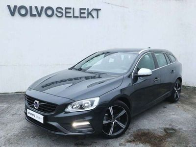 occasion Volvo V60 D4 190ch R-Design Geartronic