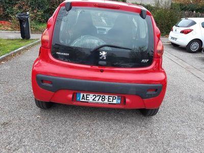 occasion Peugeot 107 1.0e 12V 68ch BLUE LION Trendy