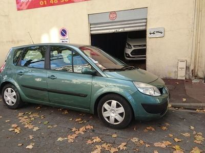 occasion Renault Scénic II DCI 120 CONFORT EXPRESSION