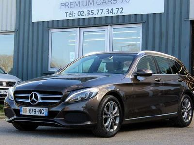 occasion Mercedes 220 Classe C IV SWD BUSINESS EXECUTIVE 7G-TRONIC